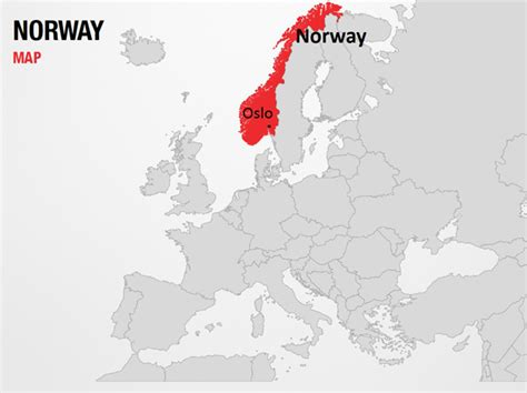 themes for powerpoint norway norway on world map powerpoint map slides norway on