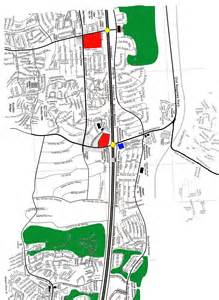map of green valley