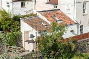Tiny House For Sale Outhouse In Bristol Becomes Britain S Smallest Property