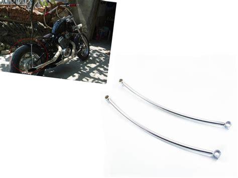 buy chrome handlebar risers yamaha harley chopper honda