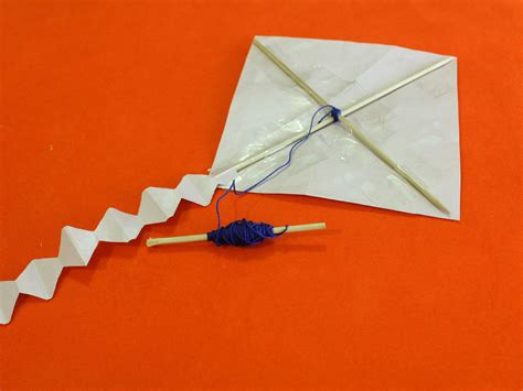 How To Make Simple Kite From Paper - how to make simple kite from paper 28 images how to