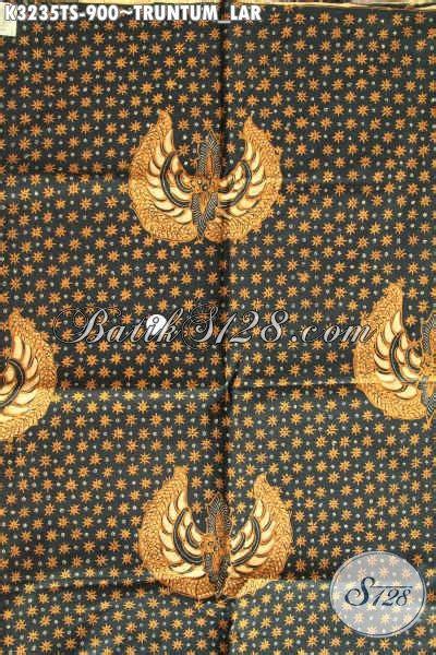 Kain Batik 72 Premium Soga 1 produk kain batik tulis soga premium motif truntuk lar