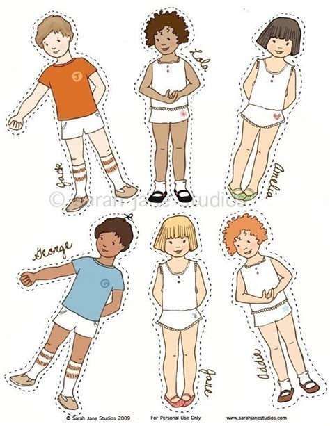 printable paper doll family paper dolls printable download