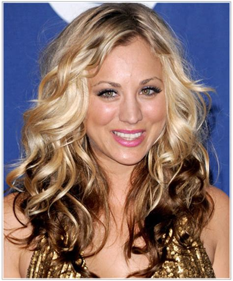 2 town hair color styles kaley cuoco hairstyles celebrity spotlight