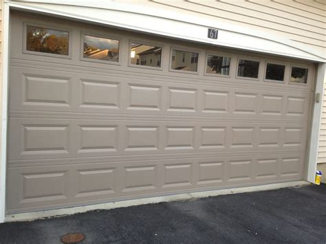 Sandstone Color Garage Door by O Jpg