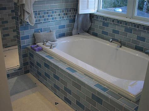 two person tub with tile surround san jose tile surround