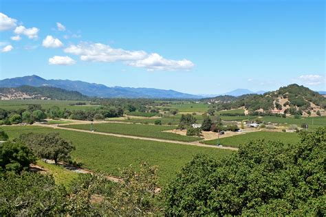 Photo Napa Valley by File Napa Valley Looking Northwest Jpg