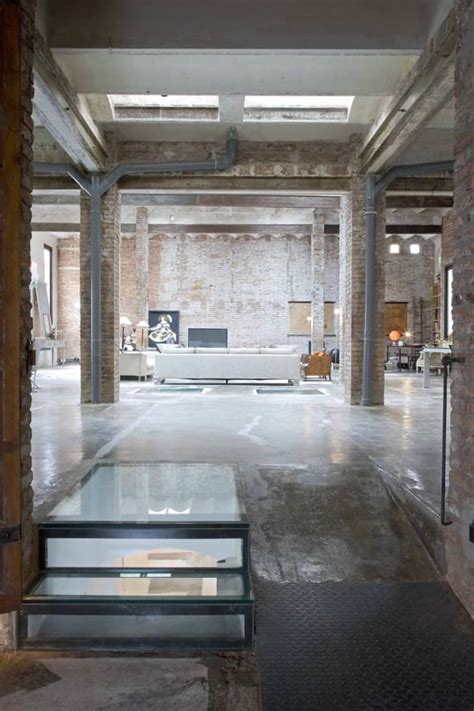 industrial lofts industrial loft from an old printing press by minim barcelona