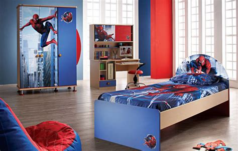 kids spiderman bedroom spiderman bedroom pictures