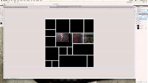 make layout on photoshop cs5 photoshop cs5 tutorial how to create a beautiful photo