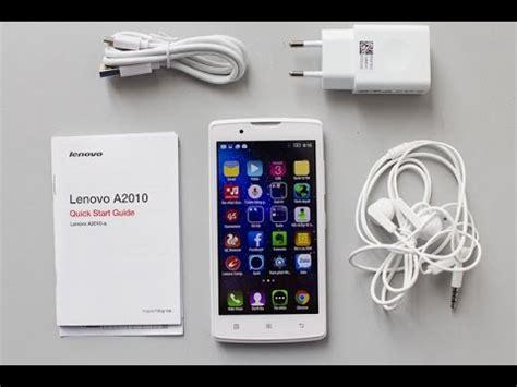 Lenovo A2010 Review lenovo a2010 4g new smartphone look review