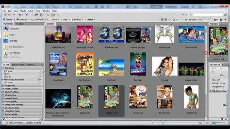 flyer design tutorial photoshop cs5 create a flyer in photoshop tutorial youtube