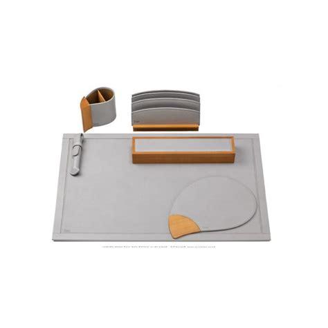 parure de bureau parure de bureau gris alisier