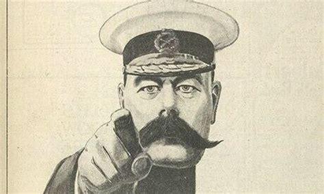 Lord Kitchener Poster Make Your Own by B莢r莢nc莢 D 220 Nya Sava蝙i窶冢in 100 Yili Ekrembugraekinci