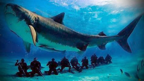 Still Alive megalodon shark still alive takvim kalender hd