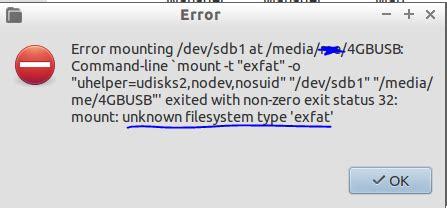 format fat32 lubuntu file format sdhc vs sdxc cards for linux ask ubuntu