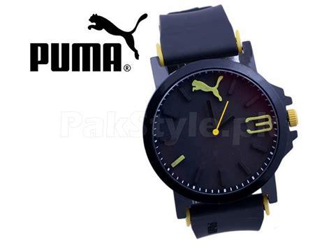 Puma Men's Watch Black Price in Pakistan (M003527)   Check Prices, Specs & Reviews
