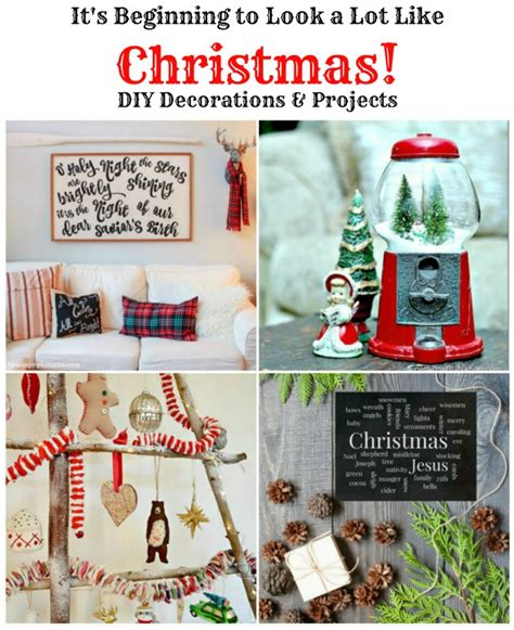 christmas themes beginning with s talk of the town link party 49 love my simple home
