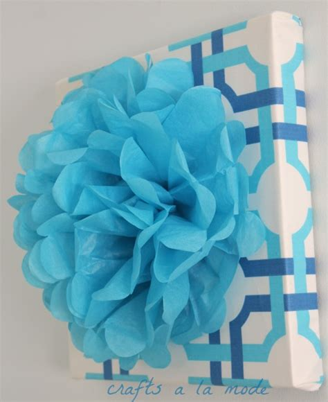 Paper Decorations Make Your Own - create your own paper flower wall for 5 hometalk