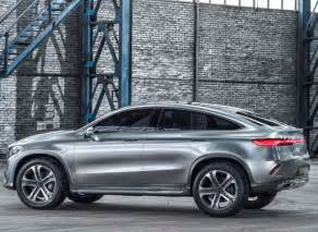 Mercedes Suv Models List Mercedes Concept Coupe Suv Hints At New Model