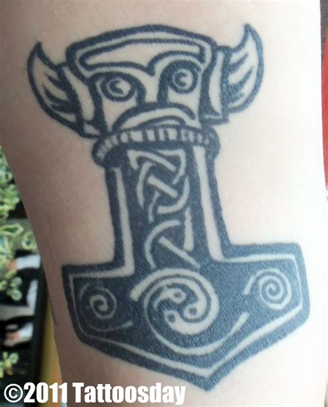 inner forearm tattoo pain celtic arm design tattoomagz