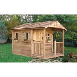 outdoor living today santa rosa 8 ft w x 12 ft d wood