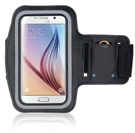 Samsung Galaxy S3 S4 S5 S6 S7 Edge Valentino Project Agv waterproof sport arm band for samsung galaxy s3 s4 s5 s6 edge s7 arm phone bag running