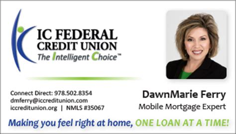 ic federal credit union mortgage home equity loans