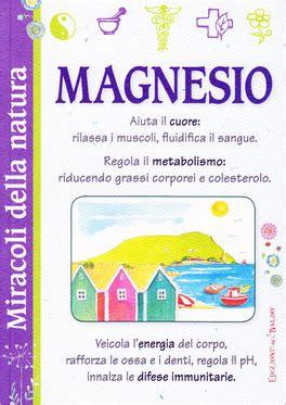 benefici magnesio supremo i benefici magnesio visione alchemica visione