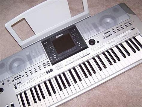 Second Keyboard Yamaha Psr S900 yamaha psr s900 image 385325 audiofanzine