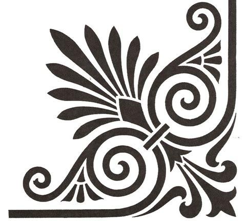 victorian pattern name victorian stencils stencil designs pinterest