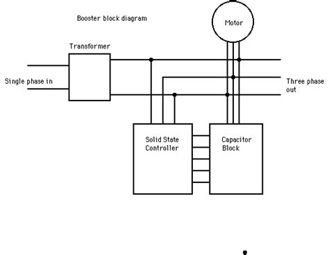 single phase to three phase converter circuit diagram what is the circuit diagram for a phase converter single