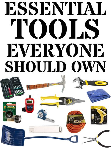 7 Handyman That I Should by Pics For Gt Handyman Tools List