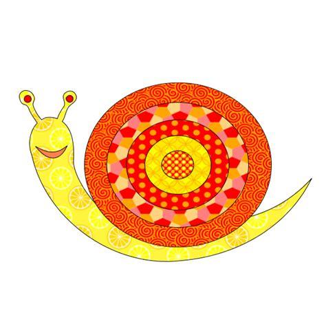 Coloriage Escargot