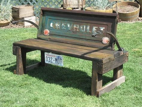 cool outdoor benches cool bench in the garden yard art pinterest