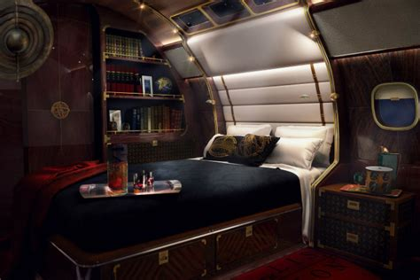 jet with bedroom most luxurious jet
