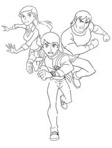 ben ten coloring pages animations a 2 z coloring pages of ben 10