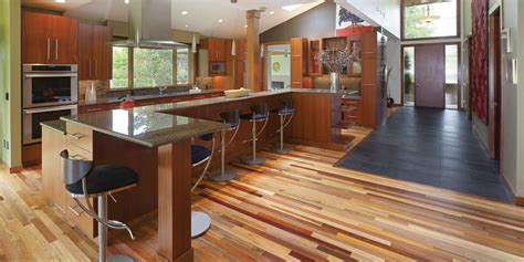 Made Floors by Jetson Green Pallets