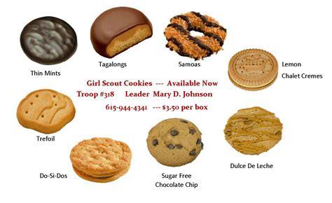 girl scout cookies 2013 order form www pixshark com