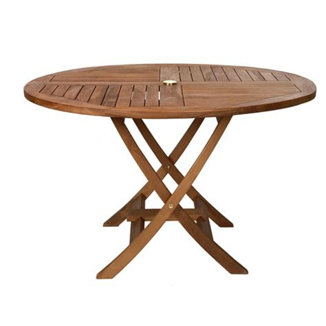 Patio Tables by Teak Patio Furniture Canada Teak Patio Tables And