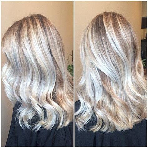 what color low lights look good with white grey hair 1000 ideas about natural blonde balayage on pinterest