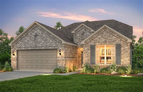 exterior  house styles  homes pulte