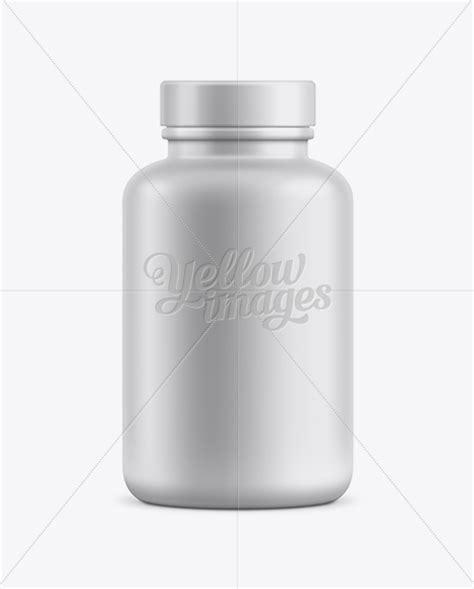 supplement bottle supplement bottle mockup in bottle mockups on yellow