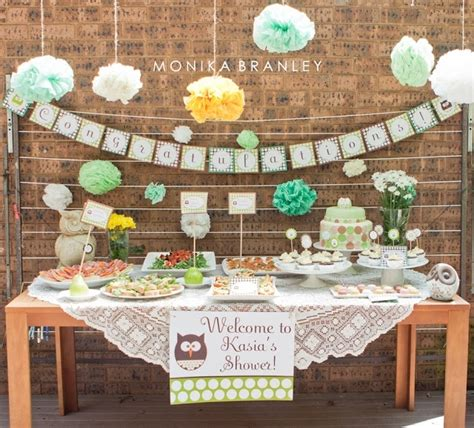 themed baby shower decorations guide to hosting the cutest baby shower on the block