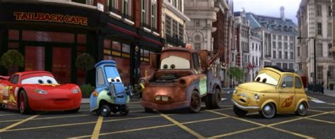 Sprei Cars2 cars 2 dvd review