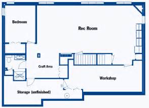 Home Floor Plans With Basement Basement Floor Plans On Castle House Plans