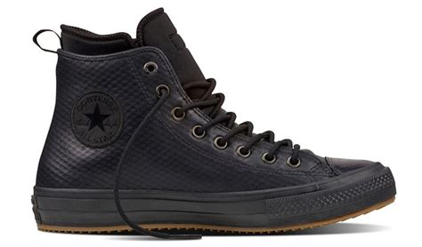 Converse Ctii converse came out with a fully waterproof chuck all ii that s for winter