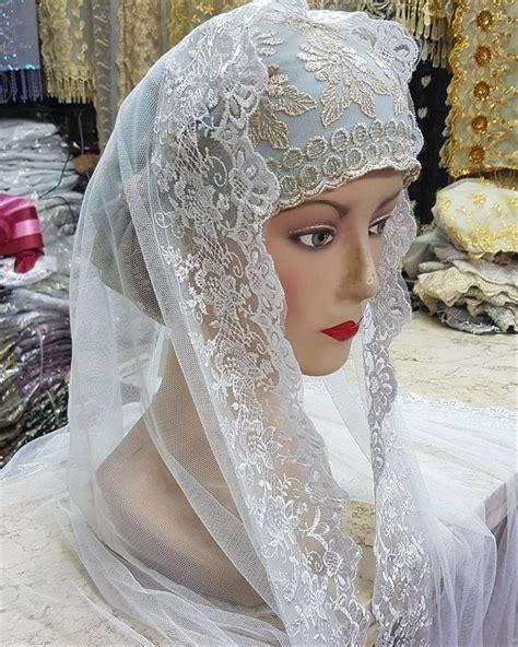 tutorial hijab simple  akad nikah ragam muslim