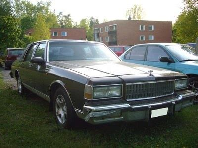 how to sell used cars 1983 chevrolet caprice head up display 1983 chevrolet caprice pictures cargurus