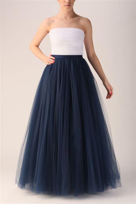 blue tutu skirt handmade maxi skirt handmade tutu